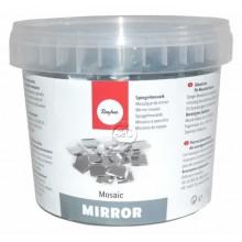 Teselas de espejo de 1 x 1 cm 1900 unidades