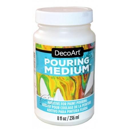 Pouring Medium DecoArt 236 ml