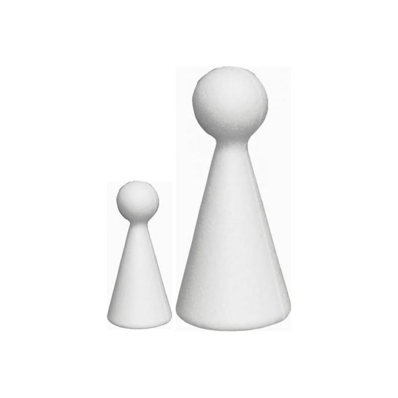 Birillo de Porex 10 cm
