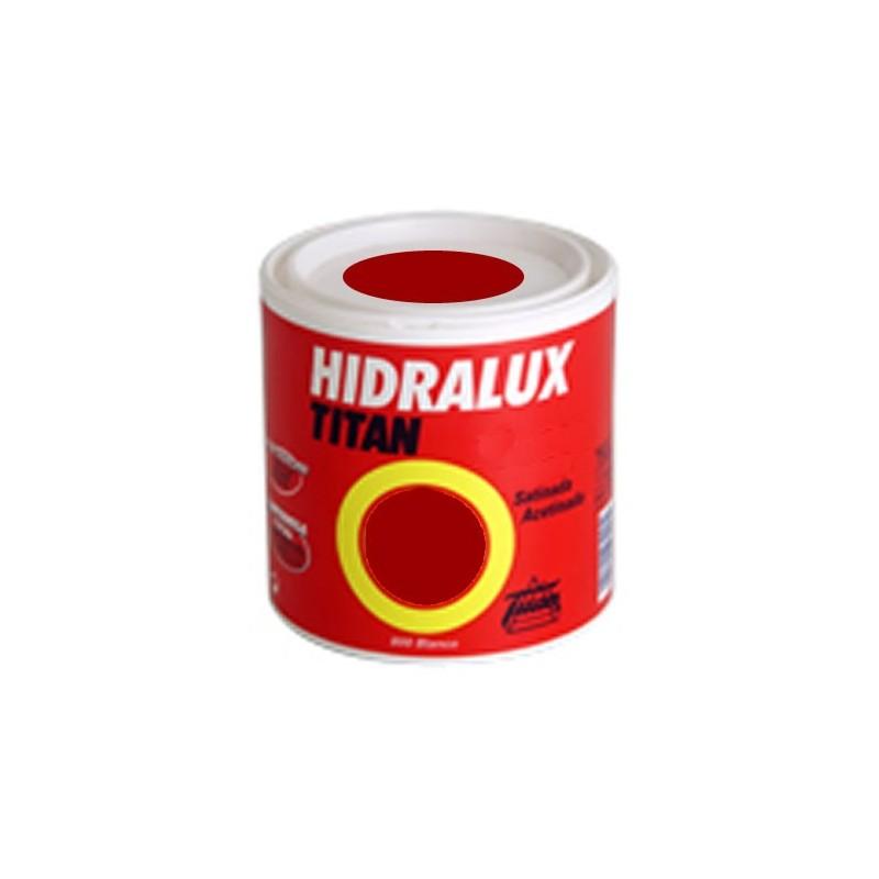 Pintura Hidralux, Rojo Ingles