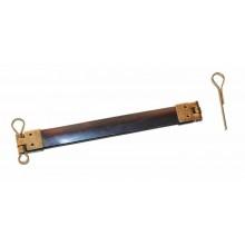 Cierre flexible para monedero de 10 cm