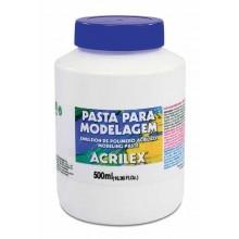 Pasta Modelagem Acrilex 500 ml