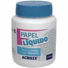 Papel liquido Acrilex 250 ml