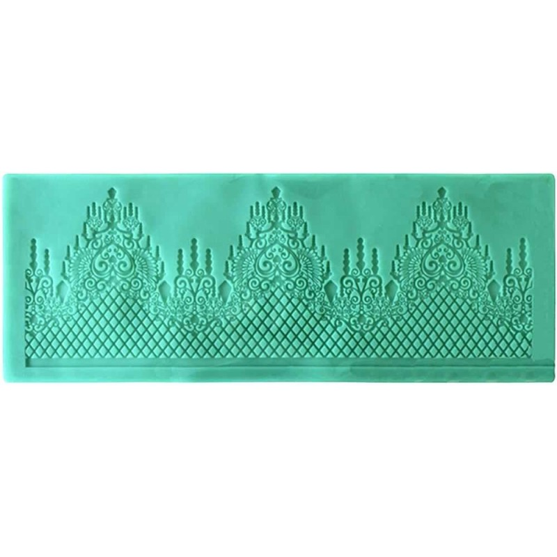 Molde de silicona puntilla Realce 13 x 35 cm