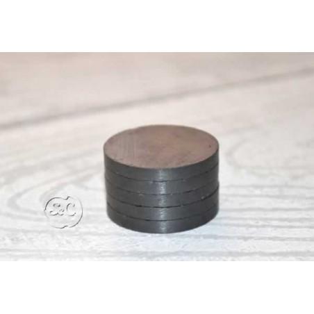 IMAN CIRCULAR 20 x 3 mm