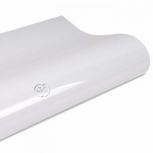 Vinilo textil termoadhesivo blanco 30 x 50 cm