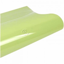 Vinilo textil termoadhesivo verde claro 30 x 50 cm