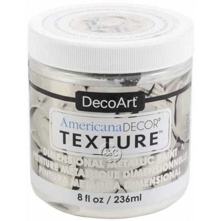 Americana Textura Deco Metallic Dimensional 236 ml