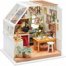 Habitacion en miniatura DIY Cocina