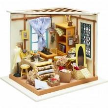 Habitacion en miniatura DIY Taller de sastre