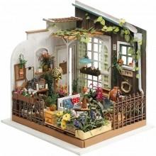 Kit Habitacion en miniatura DIY Jardin
