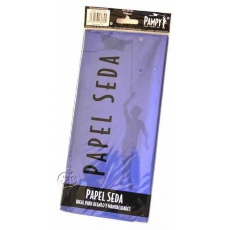 Paquete papel seda Azul oscuro