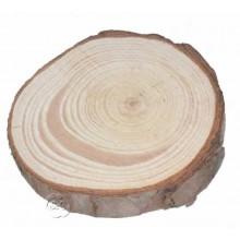 Rodajas de tronco redondo 5 cm