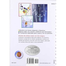 Libro DRAC 8001 Bisuteria con Hilo Magico