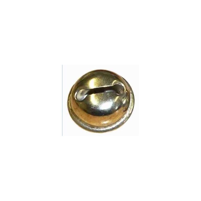 Cascabel 24 mm dorado