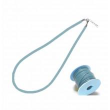 Cordón para colgante Azul Celeste