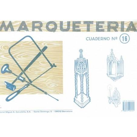 Cuaderno de marquetería nº altares