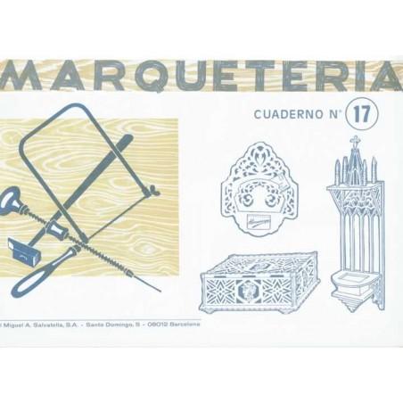 Cuaderno de marquetería nº 17 Caja