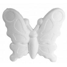 Mariposa de porex 11 x 12cm