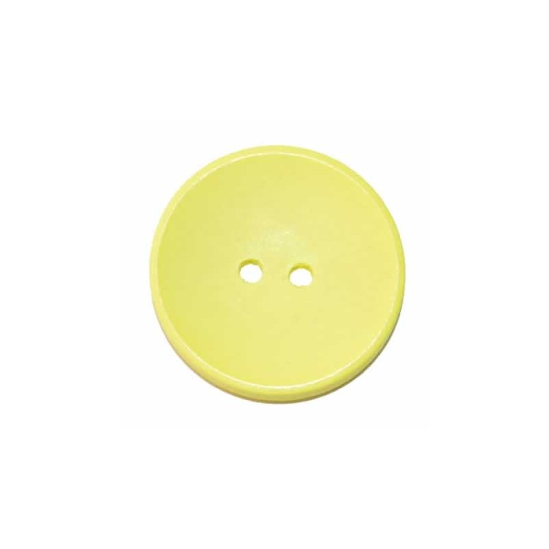 Botones de madera Amarillo
