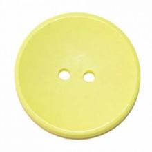 Botones de madera de colores 30 mm