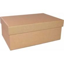 Caja de carton craft 18 cm