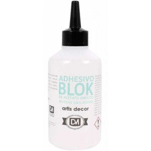 Adhesivo de acetato vinilico Block 300 ml