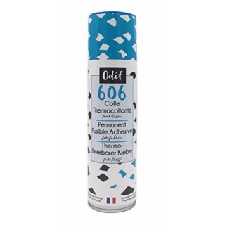 Pegamento textil spray 606 Odif, 250 ml