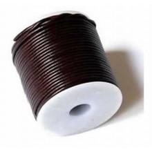 Cordón Cuero 1 mm, 1 Metro