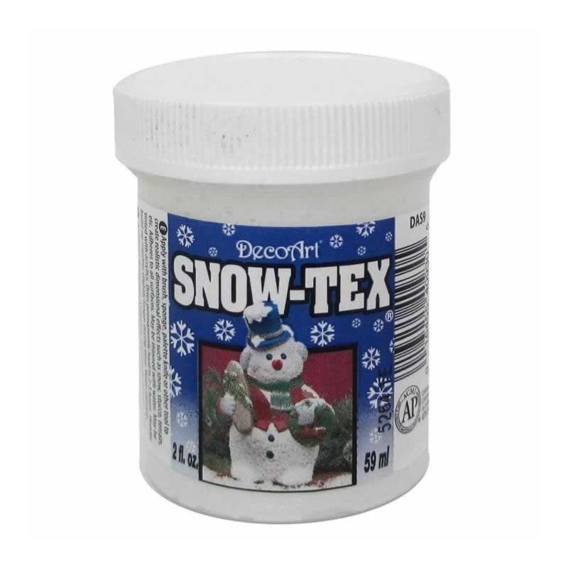 Pintura Snow-Tex efecto nieve 60 cc