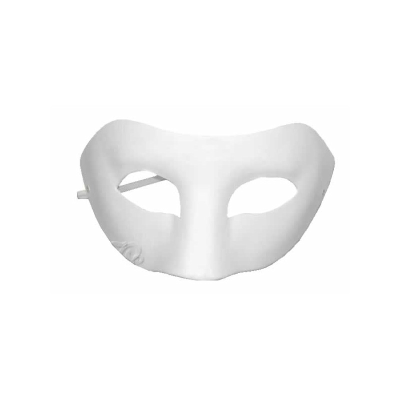 Máscara carnaval nariz corta