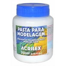 Pasta Modelagem Acrilex 250 ml