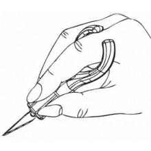 estilete de dedo