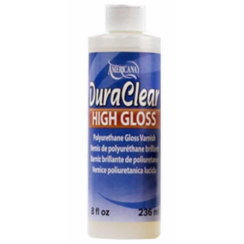 DURA-CLEAR GLOSS AMERICANA 236 ml