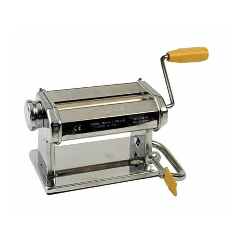 Maquina laminadora de pasta 14 cm