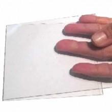 Acetato transparente 1,5 mm, 30 x 35 cm