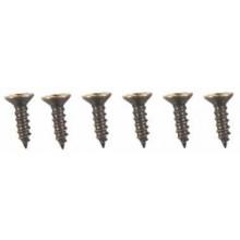 Tornillos bronce 7 mm