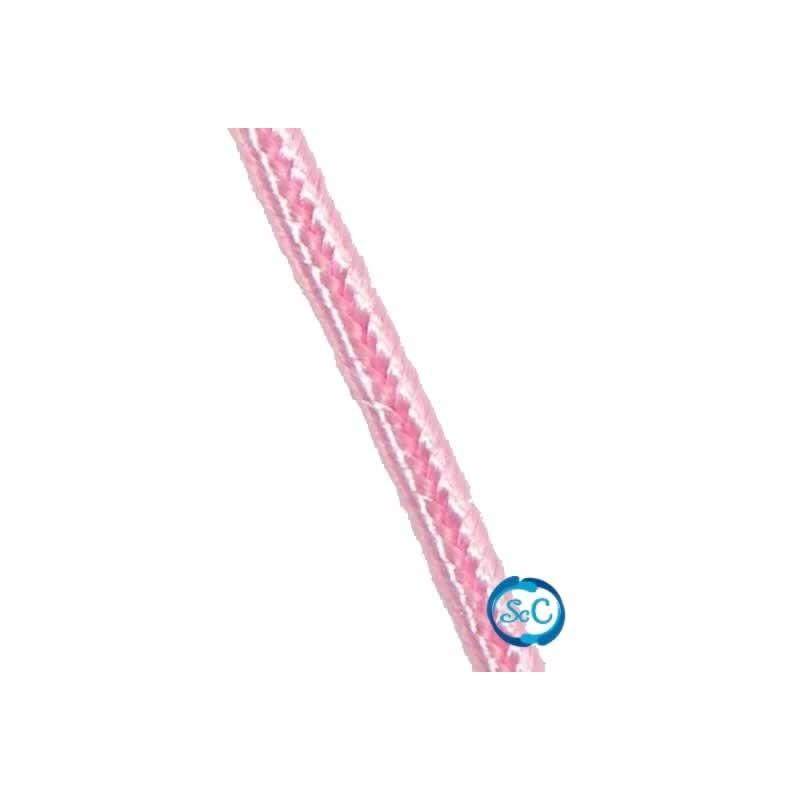 Cordón Soutache color Rosa 3 mm