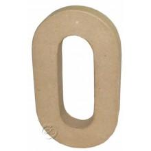 numero 0 de carton