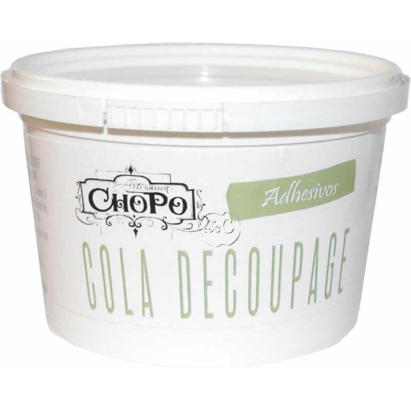 Cola decoupage Chopo brillo 250 ml