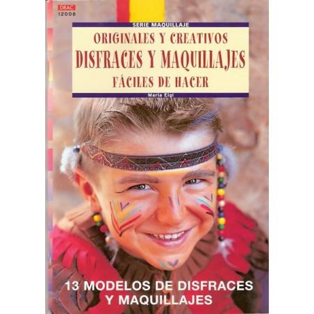 Maquillajes y disfraces faciles DRAC 12008