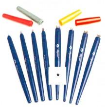 Perforador pergamano 1 aguja