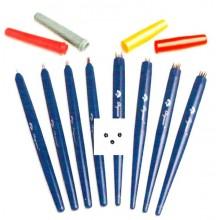 Perforador 3 agujas