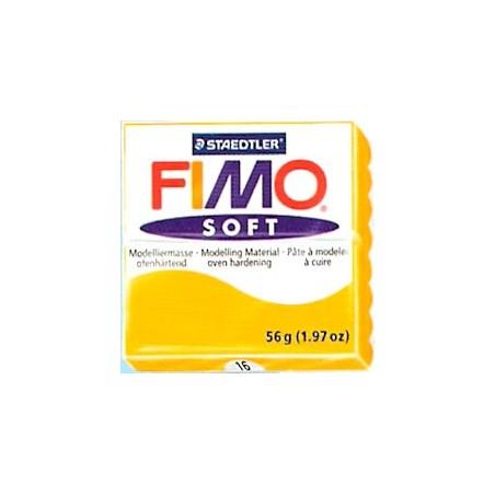 FIMO soft 56 gr. Amarillo Oro