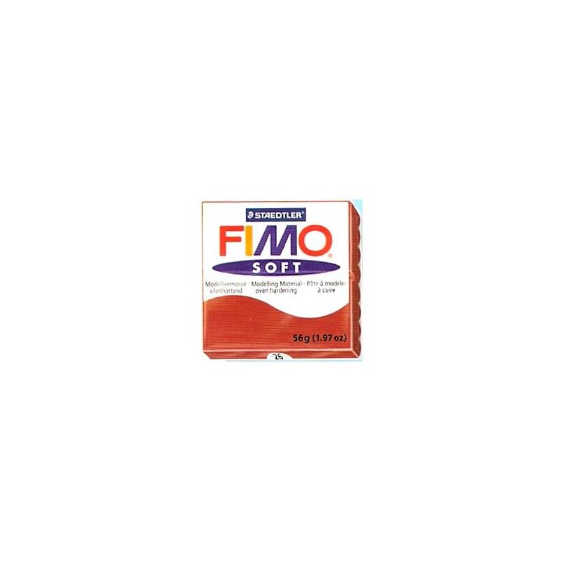 FIMO soft 56 gr. Carmin