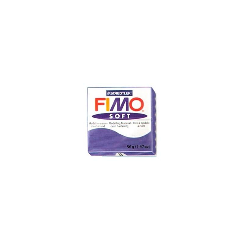 FIMO soft 56 gr. Azul Brillante