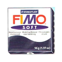 FIMO soft 56 gr. Azul Oscuro