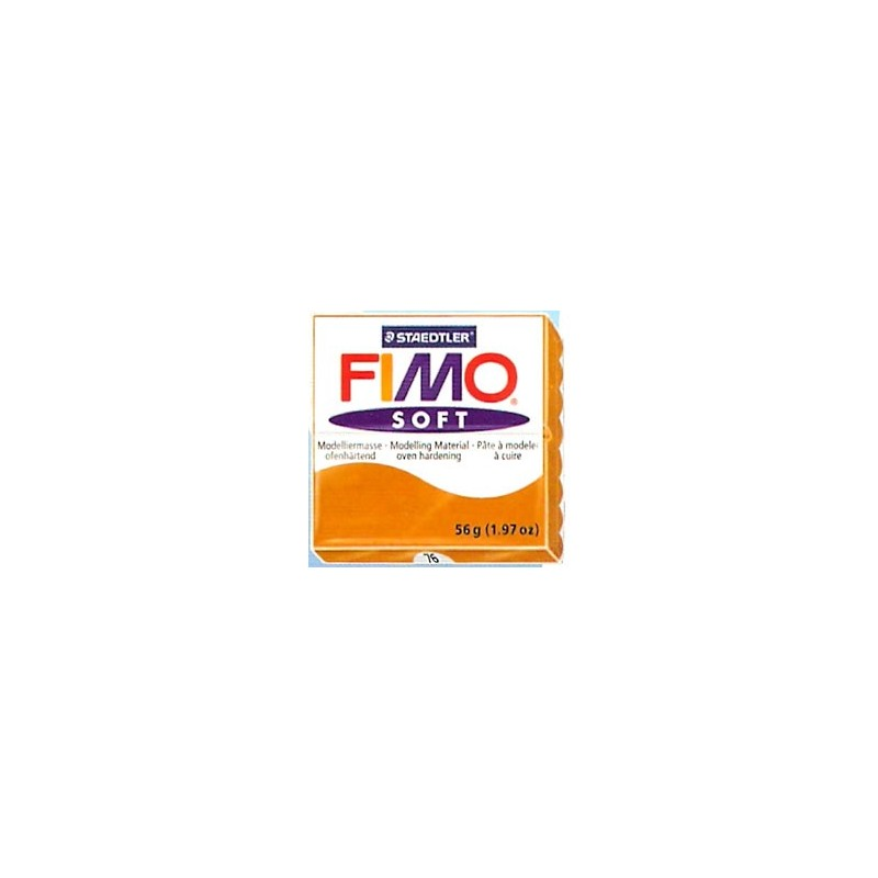 FIMO soft 56 gr. Coñac