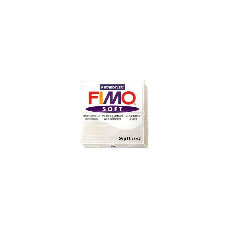 FIMO soft 56 gr. Gris