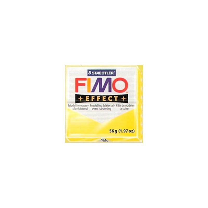FIMO EFFECT amarillo,  nº 04